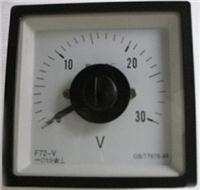 Q72-RZC 交流电流表电压表 Q72-RZC