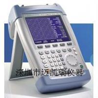 手持式頻譜儀FSH18|德國R/S手持式頻譜儀FSH18