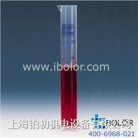 BR34748,刻度量筒,高型,250:2 ml,PMP材质,蓝色刻度