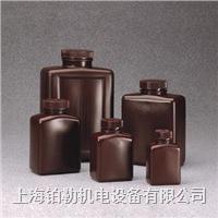 2009-0008,棕色矩形瓶 250mL,Nalgene