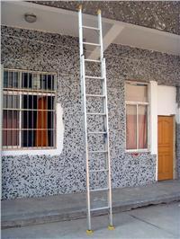 鋁合金二節拉升梯 ST