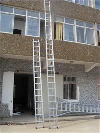 铝合金单升降梯 ST