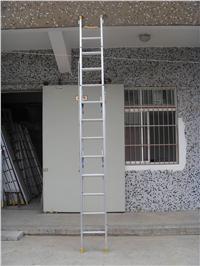 铝合金三节拉升梯 ST