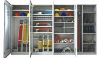 ST配电室安全工器具的配置 智能安全绝缘工具存放柜 ST
