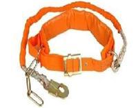 黄色围绳安全带 电信工围杆绳安全带 ST