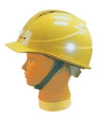 带指示灯安全帽 ST