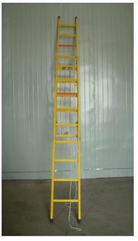 绝缘单升降梯