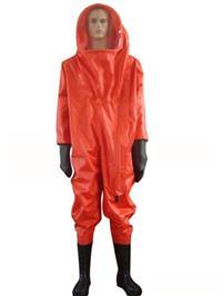 优质全封消防防化服、重型防化服 LWS-0023