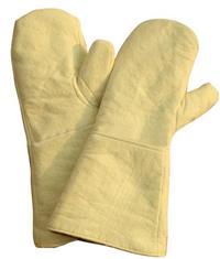 供应芳纶耐高温手套 防高温手套 LWS-070