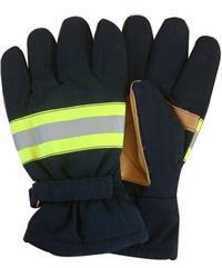 消防手套、消防战士专用消防手套。 LWS-055