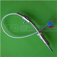 压簧式PT100铂热电阻