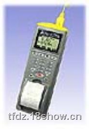 AZ9881列表式温度计|台湾衡欣AZ温度印表机 AZ9881