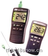 [TES-1311/1312温度计|台湾泰仕TES温度表TES1311] TES-1311  TES-1312