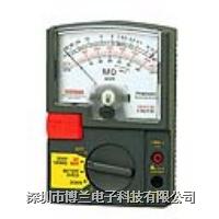 [DM1008S指针式绝缘电阻计|日本三和SANWA兆欧表DM-1008S] DM1008S