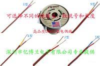[GG-J-24-SLE热电偶测温线|测温线|美国OMEGA温度线] GG-J-24-SLE