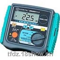 [数字式漏电开关测试仪5408 日本共立5408漏电测试仪] 5408