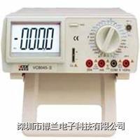 [VC8045-II数字万用表|victor8045万用表] VC8045-II