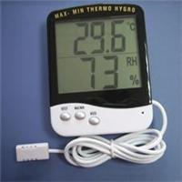 [TA218C带探头大屏幕温湿度计] TA218C