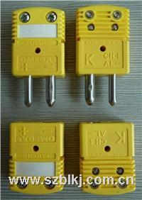 OSTW-K-MF热电偶插头插座|OMEGA快速接头 OSTW-K-MF