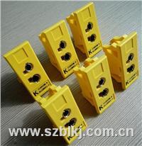 UPJ-K-F热电偶面板插座|K型omega热电偶插座 UPJ-K-F