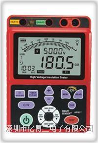 希玛AR3127高压兆欧表 AR3127