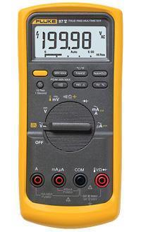 Fluke 87V/C真有效值工业用数字万用表 F87V/C