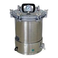 电加热手提式灭菌器(蝶型螺母开盖型)YXQ-SG46-280S