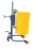 輕型液壓油桶搬運車
