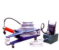 DWG电动液压弯管机