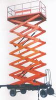 剪叉式升降平台 1-2