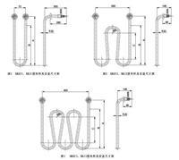 SRXY、SRJ硝酸溶液、碱溶液加热器 SRXY、SRJ