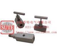 SUTE压力表座及液压阀门 SUTE