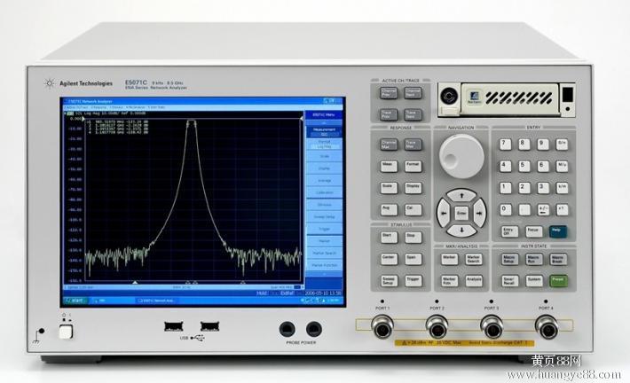 Agilent E5071C 网络分析仪