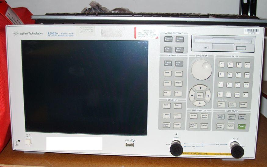 E5062A Agilent E5062A ENA-L RF网络分析仪