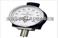 橡胶硬度计DL进口邵氏硬度计硬橡胶长脚型测量 DL