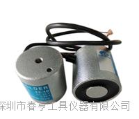 现货特价日本强力KANETEC电磁铁KE-9B进口日本电磁铁吸力330KGF上海特价 KE-9B