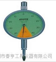 进口孔雀PEACOCK指针式比测型百分表17Z分度值0.01范围0.8mm 17Z