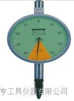 进口孔雀PEACOCK指针式比测型百分表17Z-SWA分度值0.01范围0.8mm 17Z-SWA