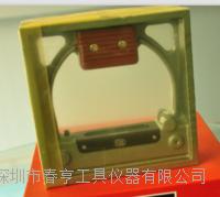 进口框式水平仪规格150mm感度0.1mm/m 541-1501
