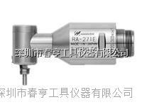 中国专业代理进口中西NSK高精度气动直角90°主轴RA-271E最小转角主轴直径30转速12700转