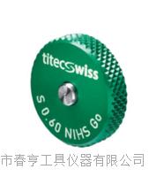 瑞士TITECWISS微小螺纹规ART09 ART09