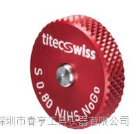 瑞士TITECWISS微小螺纹规ART10 ART10