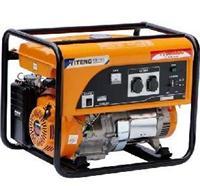小型手启动汽油发电机/5千瓦单相发电机