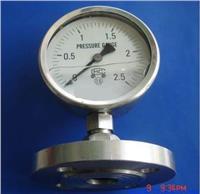 不锈钢压力表 st