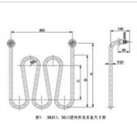 SRJ2型管状电加热元件(碱溶液加热器) SRJ2型