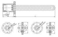 BRY2型防爆电加热器 BRY2型