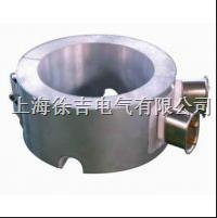 水冷铸铝加热器  LK-SZL-Φ220Χ514
