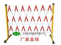 圆管伸缩围栏