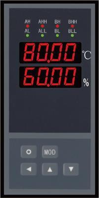 温湿度双显控制仪/迅鹏WP-TH WP-TH