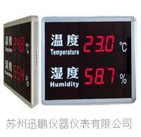 大屏流量显示器/温湿度看板(迅鹏)WP-LD-TH WP-LD-TH